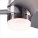 Luz ventilador -d Led 10W-3000K